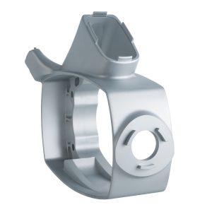 Material: Aluminium | Abmaße: Länge 230mm, Breite 110mm, Höhe 200mm