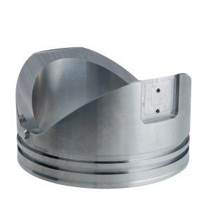 Material: Edelstahl | Abmaße: Länge 66mm, Ø 118mm
