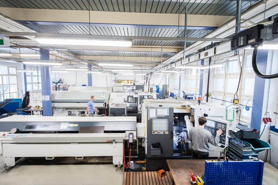 CNC Fräszentrum Fräsmaschinen